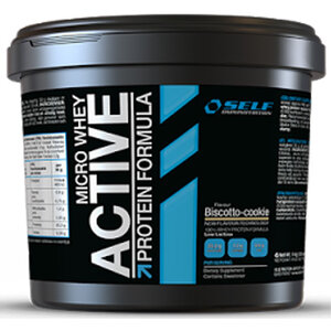 Self Micro Whey Active 1kg - BISCOTTO-COOKIE