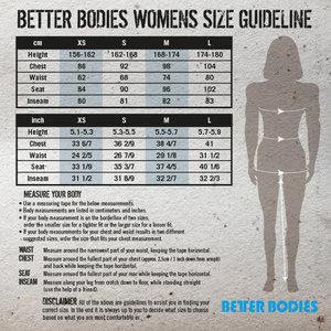 Better Bodies Fitness Logo Top