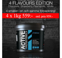 Self Micro Whey Active 4kg - Limited Edition