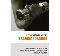 Fitnessförlagets träningsdagbok