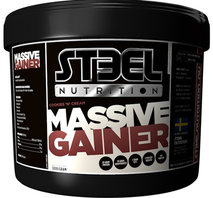 Steel Massive Gainer 3000g