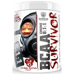BCAA Survivor Engine 8:1:1 400g