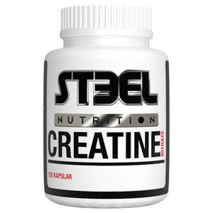 STEEL CREATINE NITRATE 120 kap