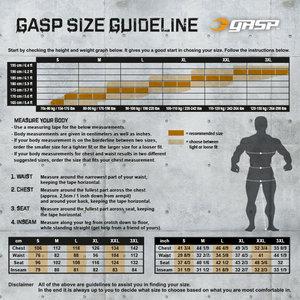 Gasp Utility Rib T-Back