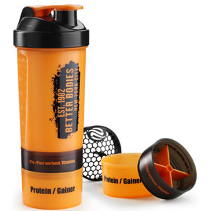 Better Bodies Gym Shaker 800
