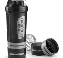 Better Bodies Gym Shaker 800