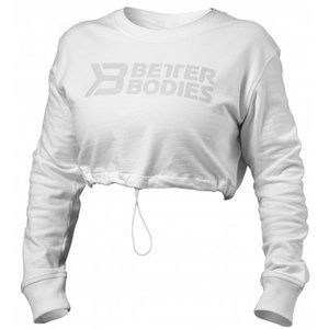 Better Bodies Madison Cropped LS