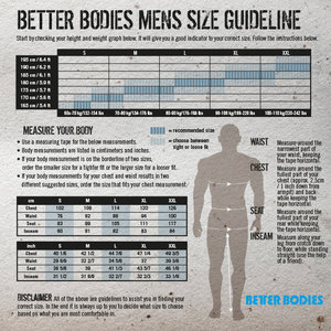 Better Bodies Men's Func. Tights