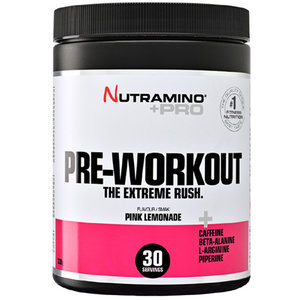 Nutramino Pre-Workout 330g