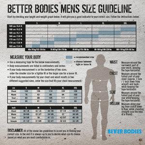 Better Bodies Men's Rib T-Back
