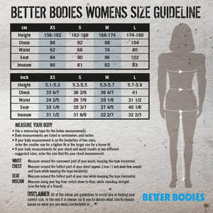 Better Bodies Raw Energy Tee